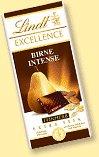 Lindt Excellence Birne Intense