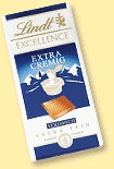 Lindt Excellence Extra Cremig