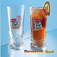 2 Lipton Ice Tea Glaeser