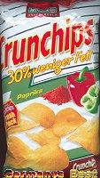 Lorenz Crunchips Paprika 30% weniger Fett