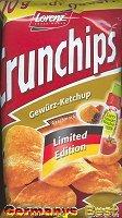 Lorenz Crunchips Gewuerz-Ketchup -Limited Edition-