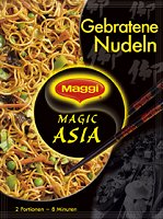 Maggi MagicAsia Gebratene Nudeln