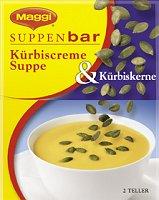 Maggi Suppenbar Kürbiscreme Suppe & Kürbiskerne