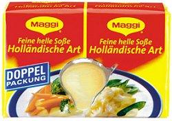 Maggi Delikatess Feine helle Soße Holländische Art