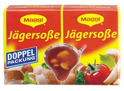 Maggi Delikatess Jägersoße