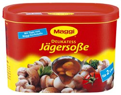 Maggi Delikatess Jägersoße Dose