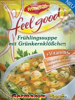 Maggi Feel Good Fruehlingssuppe