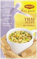 Maggi Feel Good Instant Thai Suppe mit Nudeln