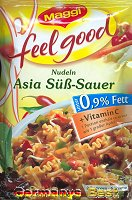 Maggi Feel Good Nudeln Asia Suess-Sauer