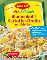 Maggi Fix Blumenkohl Kartoffel-Gratin