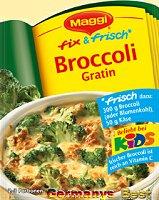 Maggi Fix Broccoli Gratin
