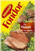 Maggi Fondor Nachfüllbeutel Fleisch mit Peffer