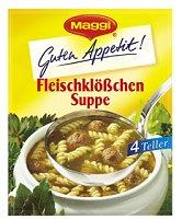 Maggi GutenAppetit Fleischklößchen Suppe