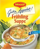 Maggi GutenAppetit Frühling Suppe