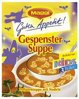 Maggi GutenAppetit Gespenster-Suppe