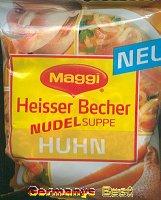 Maggi Heisser Becher Nudelsuppe Huhn