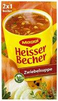 Maggi Heisser Becher Zwiebelsuppe