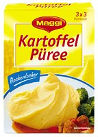 Maggi Kartoffel-Püree Flockenlocker