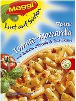 Maggi Lust auf Süden – Penne Tomate-Mozzarella