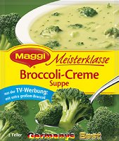 Maggi Meisterklasse Broccoli-Creme Suppe