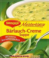 Maggi Meisterklasse Bärlauch-Creme Suppe