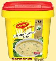 Maggi Meisterklasse Bärlauchcreme Suppe für 8,5L