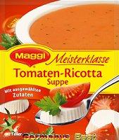 Maggi Meisterklasse Tomate-Ricotta Suppe