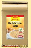Maggi Meisterklasse Waldpilzcreme Suppe für 25L