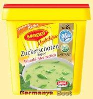 Maggi Meisterklasse Zuckerschoten Suppe für 8L
