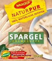Maggi NaturPur Spargel Creme Suppe