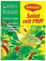 Maggi Salat mit Pfiff Gartenkräuter