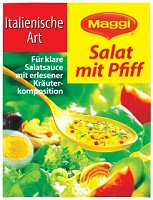 Maggi Salat mit Pfiff Italienische Art