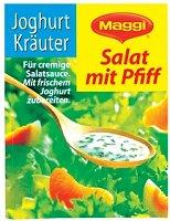 Maggi Salat mit Pfiff Joghurt-Kräuter