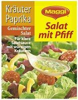 Maggi Salat mit Pfiff Kräuter-Paprika