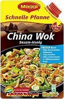 Maggi Schnelle Pfanne China Wok Sesam-Honig