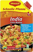 Maggi Schnelle Pfanne India Curry Madras