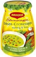 Maggi Sommersuppe Erbsen-Cremesuppe sahnig & fein