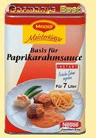 Maggi Meisterklasse Basis für Paprikarahmsauce für 7L