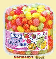 Maoam Frucht Kracher Dose