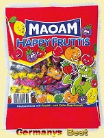Maoam Happy Fruttis Bag