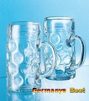 Original Maßkrug Glass