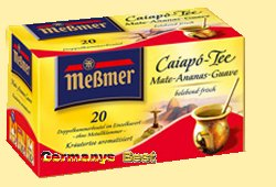 Messmer Caiapo-Tea, 20 bags