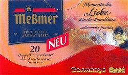 Messmer Tee Momente der Liebe, 20 bags