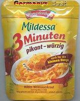 Mildessa 3 Minuten Weinsauerkraut -pikant und würzig-