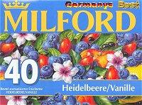 Milford Tee Heidelbeere-Vanille, 40 Beutel