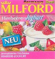 Milford Tee Himbeere-Joghurt, 40 Beutel