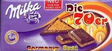 Milka Die 70er -Nussecke-