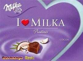 I Love Milka Cocos Pralinés