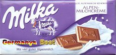 Milka Alpen Milchcreme