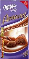 Milka Amavel a la Mousse au Chocolat
